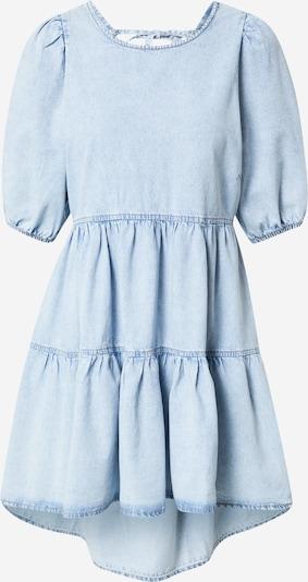 Gina Tricot Kleid in hellblau, Produktansicht
