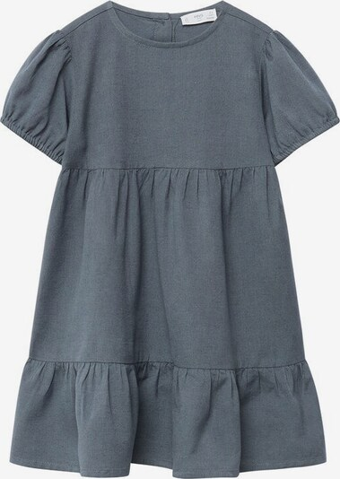MANGO KIDS Kleid lucia in dunkelgrau, Produktansicht