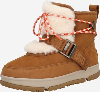 UGG Après-ski en cognac, Vue avec produit