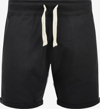 BLEND Sweatshorts 'Timo' in schwarz, Produktansicht