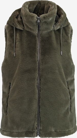 GERRY WEBER Vest in Olive, Item view