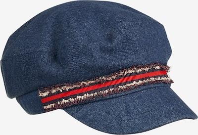 LOEVENICH Kapitänsmütze ' Denim ' in blue denim, Produktansicht