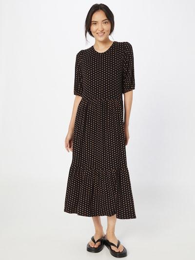 Soyaconcept Kleid 'LIBA 16' in beige / schwarz, Modelansicht