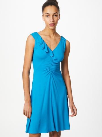 PINKO Summer Dress 'AUSTRALIANO' in Blue