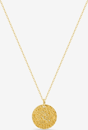 MOSUO JEWELLERY Kette 'Love you to the moon & back' in gold, Produktansicht