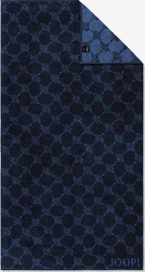 JOOP! Duschtuch in dunkelblau, Produktansicht