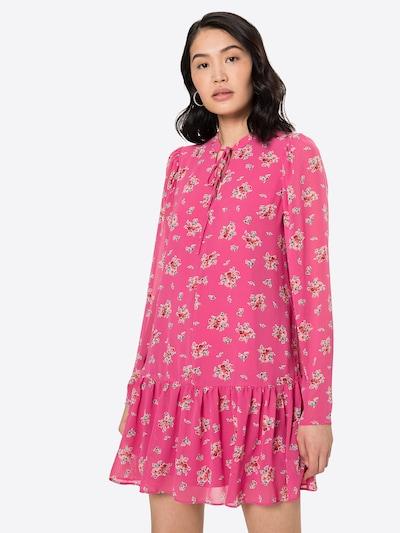 Rochie GLAMOROUS pe culori mixte / roz, Vizualizare model