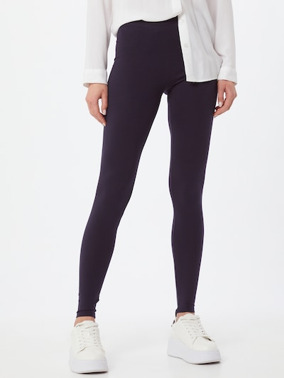 EDC BY ESPRIT Leggings i navy, Modelvisning