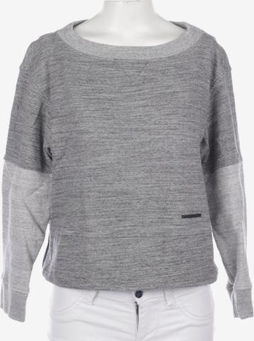 DSQUARED2  Sweatshirt & Zip-Up Hoodie in S in Grey
