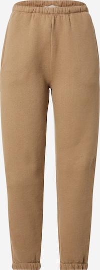 Pantaloni 'Ikatown' AMERICAN VINTAGE pe bej închis, Vizualizare produs