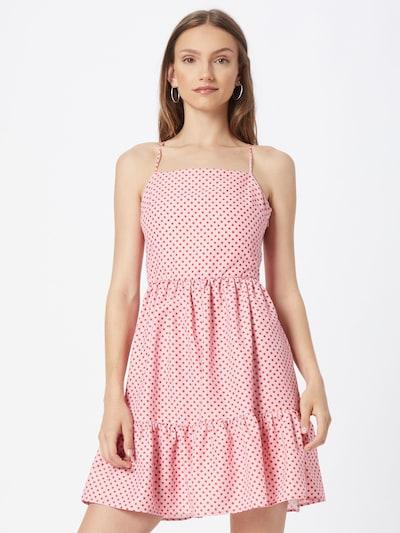 Rochie de vară DeFacto pe roz deschis / roșu, Vizualizare model