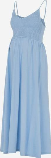 MAMALICIOUS Robe d'été 'Tily' en bleu clair, Vue avec produit