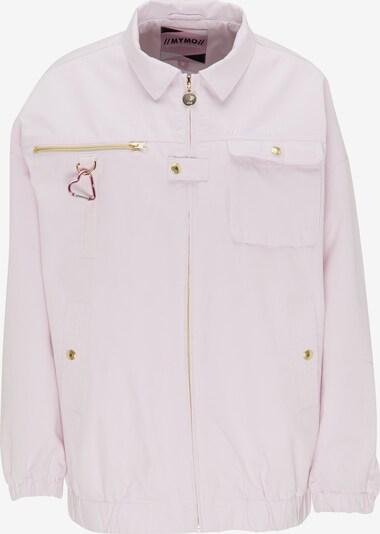 MYMO Jacke in pastellpink, Produktansicht