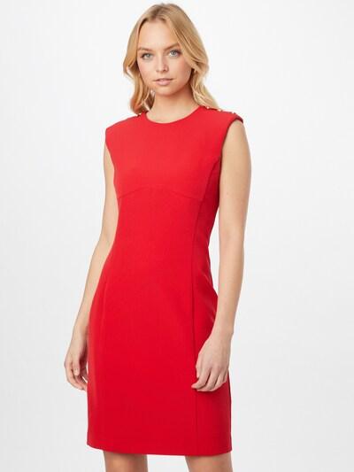 PINKO Kleid in rot, Modelansicht