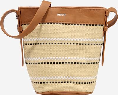 LEVI'S Tasche in hellbeige / hellbraun / schwarz / weiß, Produktansicht