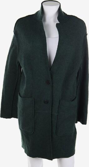 ZARA Mantel in S in dunkelgrün, Produktansicht