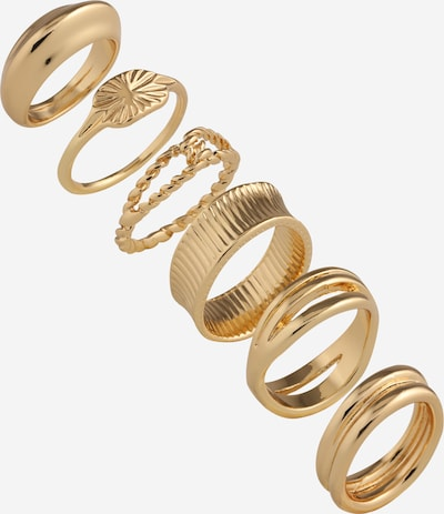 ABOUT YOU Ringe in gold, Produktansicht