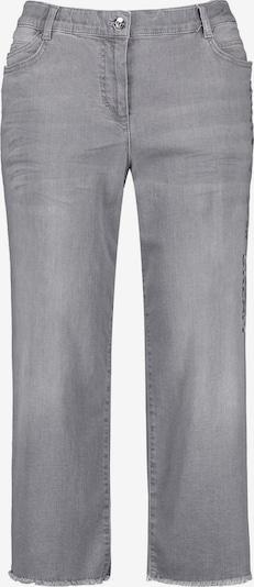 SAMOON Jeans Lotta in grau, Produktansicht