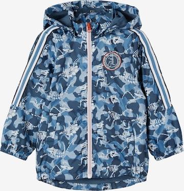NAME IT Between-Season Jacket 'Malik' in Blue