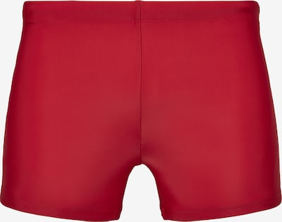 Urban Classics Badehose in rot, Produktansicht