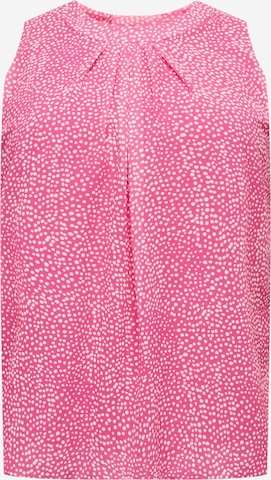 Z-One Bluse 'Dotty' in Pink