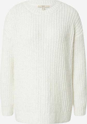 ESPRIT Pullover in Weiß
