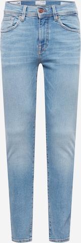 SELECTED HOMME Jeans 'LEON' i blå