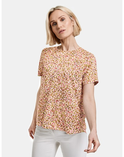 GERRY WEBER Blouse in Mixed colors, View model