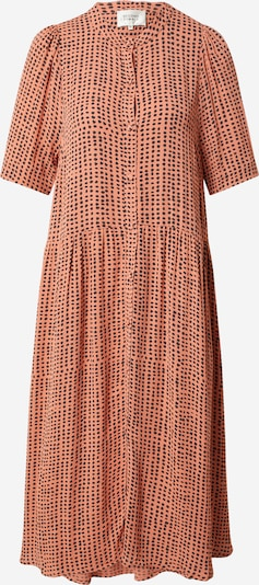 Rochie tip bluză 'Maine' SECOND FEMALE pe roșu pepene / negru, Vizualizare produs