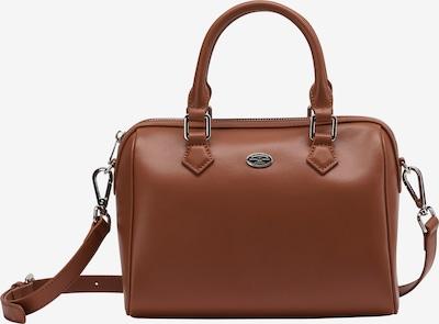 DreiMaster Klassik Tasche in braun, Produktansicht