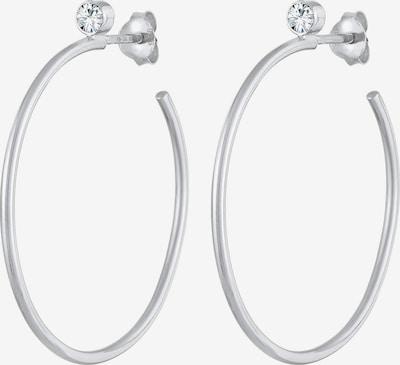 ELLI PREMIUM Boucles d'oreilles en argent, Vue avec produit