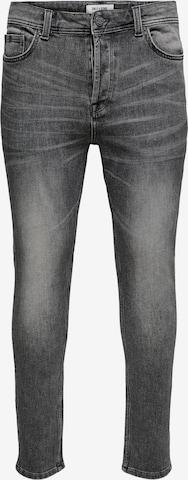 Only & Sons Jeans 'Draper' i grå