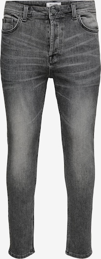 Only & Sons Jeans 'Loom' in Grey denim, Item view