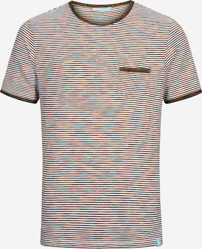 COLOURS & SONS T-Shirt Ringel MARIO in mischfarben, Produktansicht