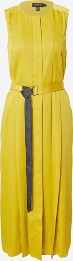 Ted Baker Kleid 'Pleana' in senf / schwarz, Produktansicht