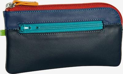 mywalit Schlüsseletui in himmelblau / hellblau / apfel / feuerrot / schwarz, Produktansicht