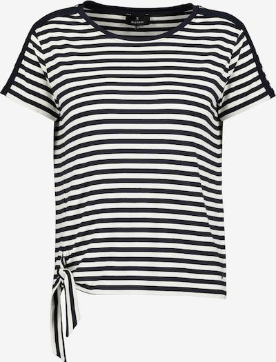 monari T-Shirt in schwarz / weiß, Produktansicht