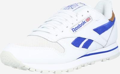 REEBOK Sportovní boty 'CL LTHR' - modrá / bílá, Produkt