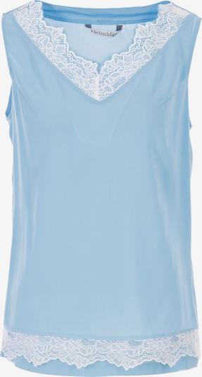 HELMIDGE Top in de kleur Lichtblauw, Productweergave
