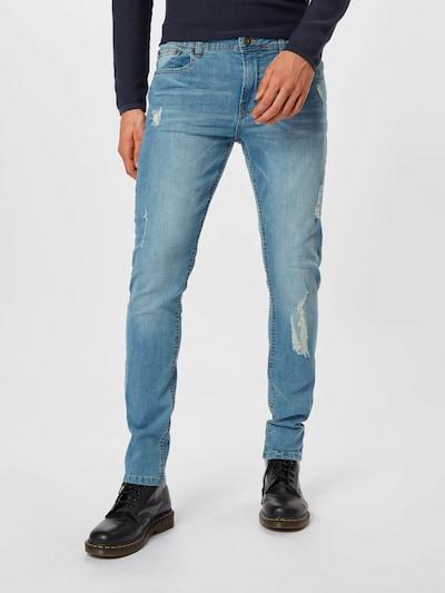 SHINE ORIGINAL Jean en bleu ciel, Vue avec modèle