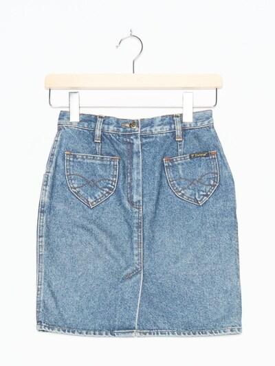Palmiye Jeans Jeansrock in XS in blue denim, Produktansicht