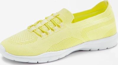 LASCANA Sneaker in hellgelb, Produktansicht