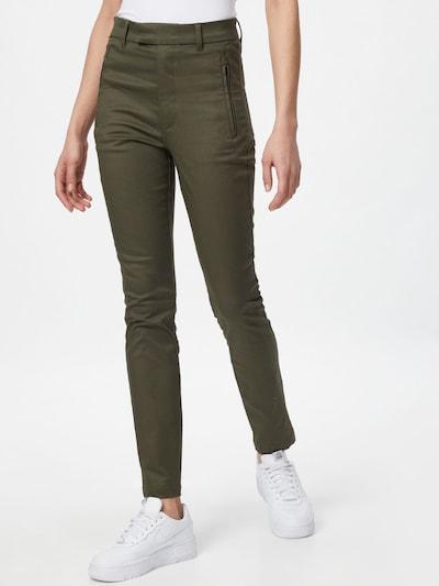 G-Star RAW Jeans 'Weld' in de kleur Kaki, Modelweergave
