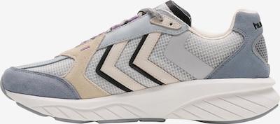 hummel hive Sneaker Low in beige / grau / lila / weiß, Produktansicht