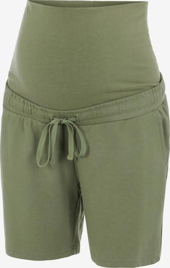 MAMALICIOUS Broek in de kleur Groen, Productweergave