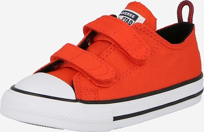 CONVERSE Sneaker 'CTAS 2V OX' in dunkelorange / weiß, Produktansicht