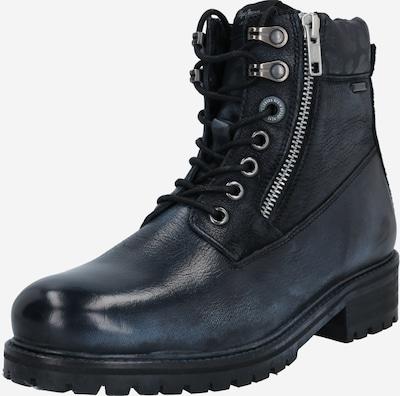 Auliniai batai 'MELTING WOODLAND STAR' iš Pepe Jeans , spalva - juoda: Vaizdas iš priekio