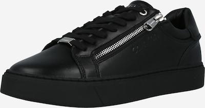 Calvin Klein Baskets basses en noir, Vue avec produit