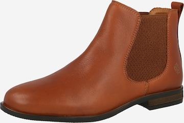 Chelsea Boots 'Manon 10' Apple of Eden en marron