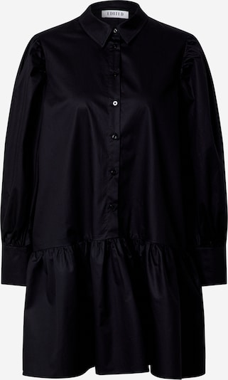 EDITED Shirt Dress 'Rylee' in Black, Item view